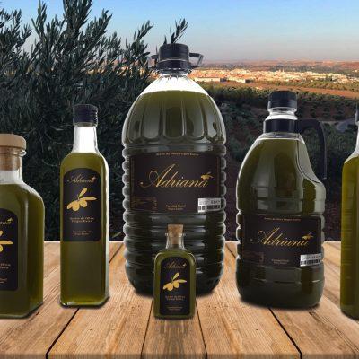 Aceites Adriana Premium
