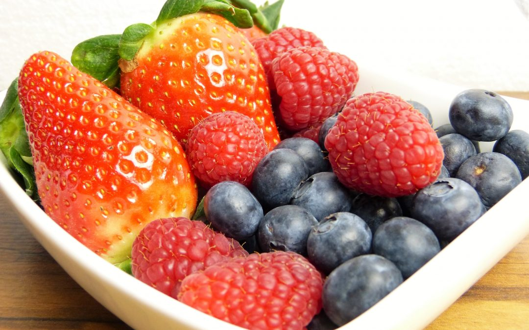 Son frutas de primavera cuales